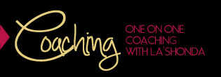 Coaching with LaShonda Debrew